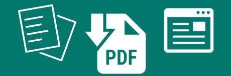 ファイル、PDF、ウィンドウ